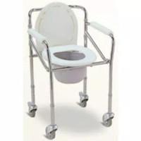 Commode Chair roda Kursi BAB SELLA KY 696