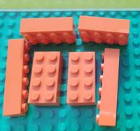 lego part LI36 6pcs