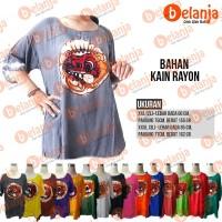 Baju Barong Lukis XXXL (3L) Oleh Oleh Khas Bali