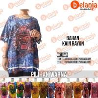 Baju Kaos Barong Motif Antik Oleh Oleh Khas Bali