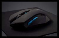 (Big Sale!!!) Mouse Wireless Gaming Nc-600 Black Edition !!