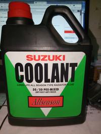 air radiator coolant 1 liter suzuki original