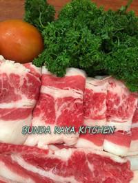 Daging Sapi Short Plate(US) Sliced Beef / Yoshinoya Beef pack 500gr