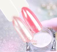 pearl nail powder / chrome powder / mirror powder