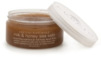Cuccio Naturalé Sea Salt Scrub - Milk & Honey