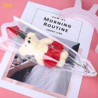 SALE sabun bunga mawar dengan teddy valentine
