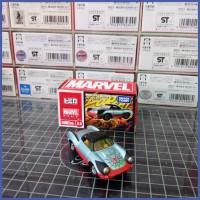 Tomica Marvel TUNE Evo 3.0 Barrett Shot 2000 Spiderman