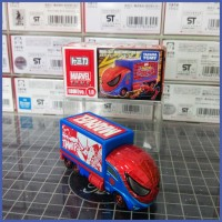 Tomica Marvel TUNE Evo 1.0 Masked Carry Spiderman