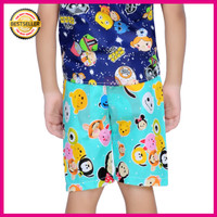 harga Celana anak pendek santai perempuan laki - laki katun motif lucu Tokopedia.com