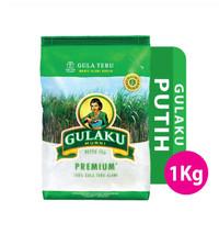 Gulaku Putih Premium 1 Kg(beli 1 dus lebih murah)