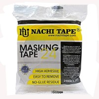 Isolasi Kertas / Masking Tape Nachi 24 mm x 20 yard