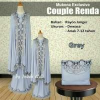 Mukena Bali Couple Renda