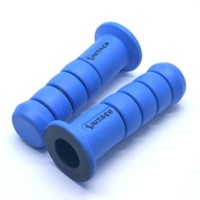 harga Grip handle motor biru 5.92 wave kitaco aksesoris motor murah Tokopedia.com