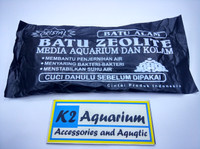 Amara Batu zeolite media filter aquarium dan kolam
