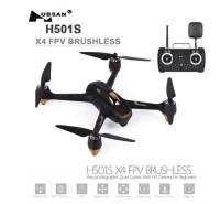 EJ Toys Hubsan X4 H501S 5.8G FPV 1080p Brushless GPS
