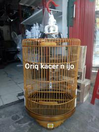 harga Sangkar bulat kacer oriq Tokopedia.com