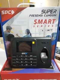 Mesin Absensi Fingerprint SPC Smart Series [Limited Stock]