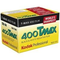 Roll Film Black & White Kodak Tmax 400/36