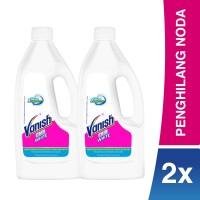 Vanish White Liquid 500 ml Bottle - 2 pcs [FLASH SALES]