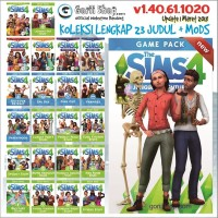 harga The sims 4 jungle adventure full Tokopedia.com