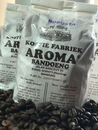 Kopi AROMA Bandung // Robusta