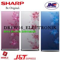 Kulkas Sharp 1 Pintu Kireii II SJN166