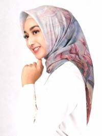 Hijab Kerudung Jilbab Scarf The Tulips Bunga Tulip Able Art