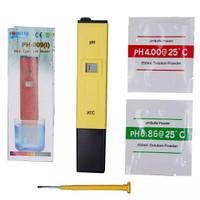 PH Meter Digital Analyzer Indikator Kualitas Air termasuk baterai