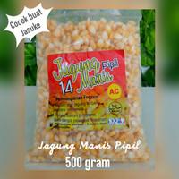 Jagung Manis Pipil 500 gram untuk Jasuke