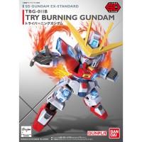 BANDAI, SD EX-Standard 011 Try Burning Gundam