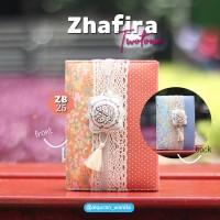 MOTIF BARU Al Quran Madina Zhafira Rainbow Terjemahan Orange