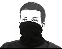 harga Buff hitam polos buf masker aksesoris berkendara motor Tokopedia.com
