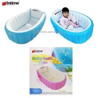 Intime Baby Bath Tub/ Bak Mandi Bayi (BLUE)