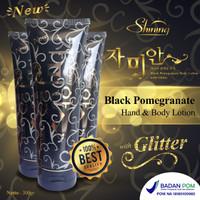 BLACK POME SHINNING WHITENING LOTION BPOM 300GR - BLACK POME LOTION