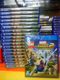 BD CD kaset game games playstation PS 4 PS4 lego marvel super heroes 2