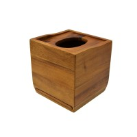 Wooden Collection - Thicket Tissue Box (Tempat Tissue)