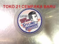 GATSBY STYLING POMADE SUPREME GREASE 75g | SILVER Minyak Rambut 75 g