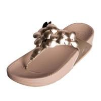 Sale!! Sandal Fitflop Fleur Leather