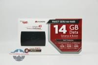 Modem Mifi Wifi Router 4G UNLOCK Huawei E5673 Free Telkomsel Kuota14Gb