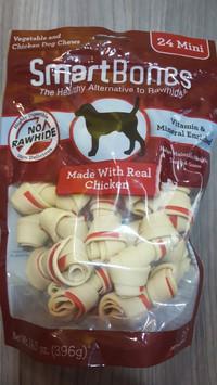Dog Snack SmartBones Chicken Mini 24pcs Dog Treats