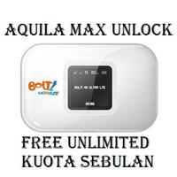 Modem Bolt Aquila Max Unlock Free Unlimited Kuota 1 Bulan