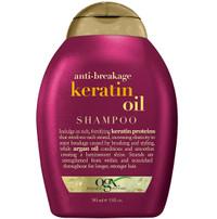 OGX Organix Anti-Breakage Keratin Oil Shampoo 385ml USA