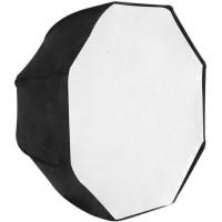 Payung Octagon Softbox Reflektor Flash Speedlight 80CM (OEM)