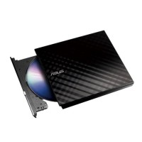 bs Asus 8X External Slim DVD+/-RW Drive Optical Drives - SDRW-08D2S