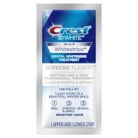 Crest 3D Whitestrips Supreme Flexifit