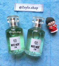 The Body Shop White Musk L'eau EDT 60ml original reject