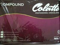 Colatta dark 1kg compound
