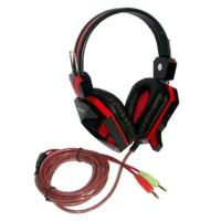 HEADPHONE GAMING REXUS F22 / Headphone with Mic Diskon