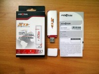 Modem Telkomsel Flash Advan Jetz DT-10 Unlock ALL GSM D Diskon