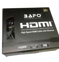 Kabel HDMI 10 Meter V1.4 Merk Bafo
